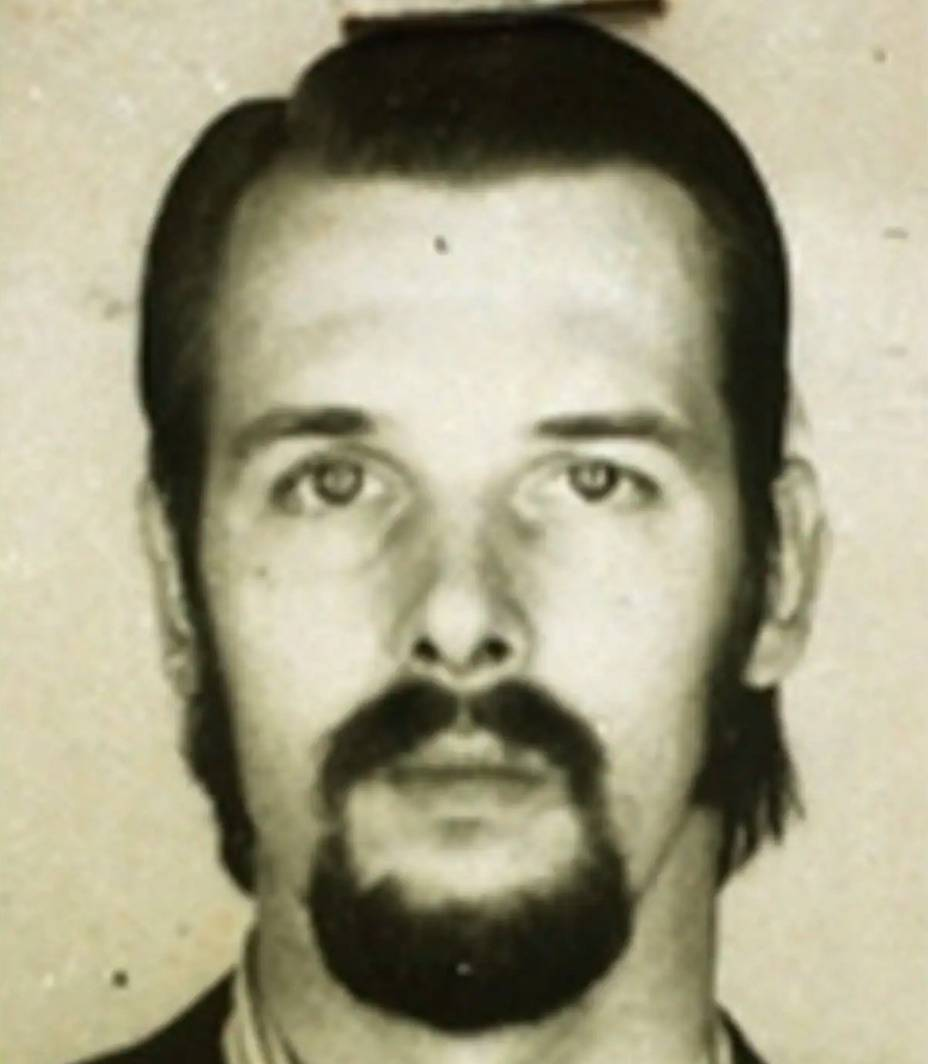 Michael Townley, a former member of the Chilean secret police, is seen in a mug shot.