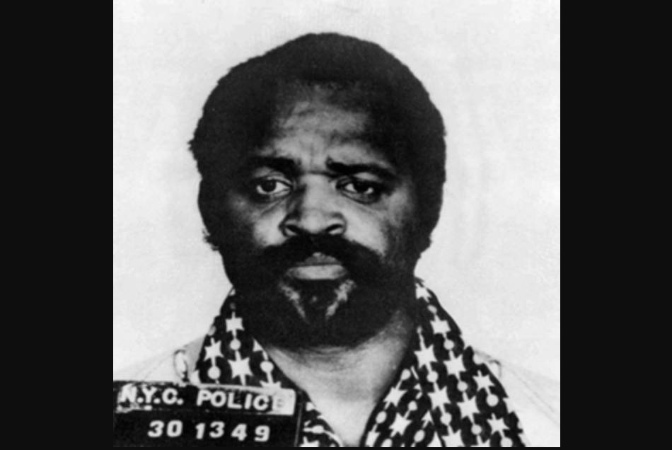 Nicky Barnes is seen in a mug shot from the New York police.