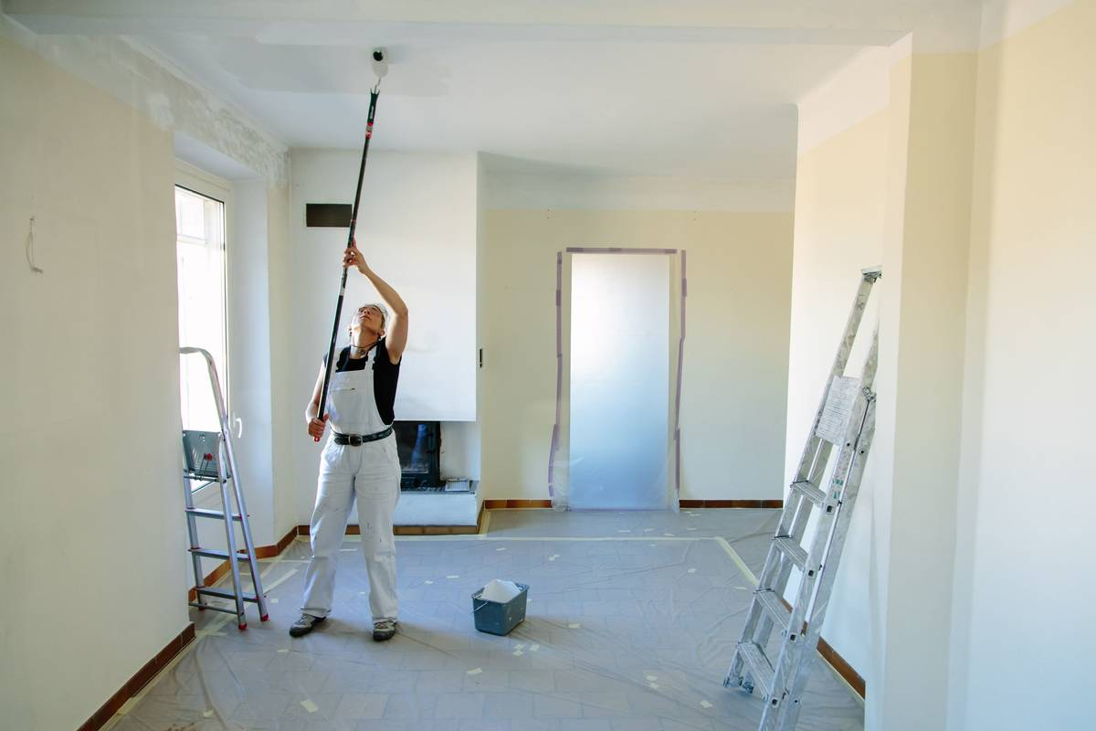Pro Or DIY, Interior Painting Is A Process