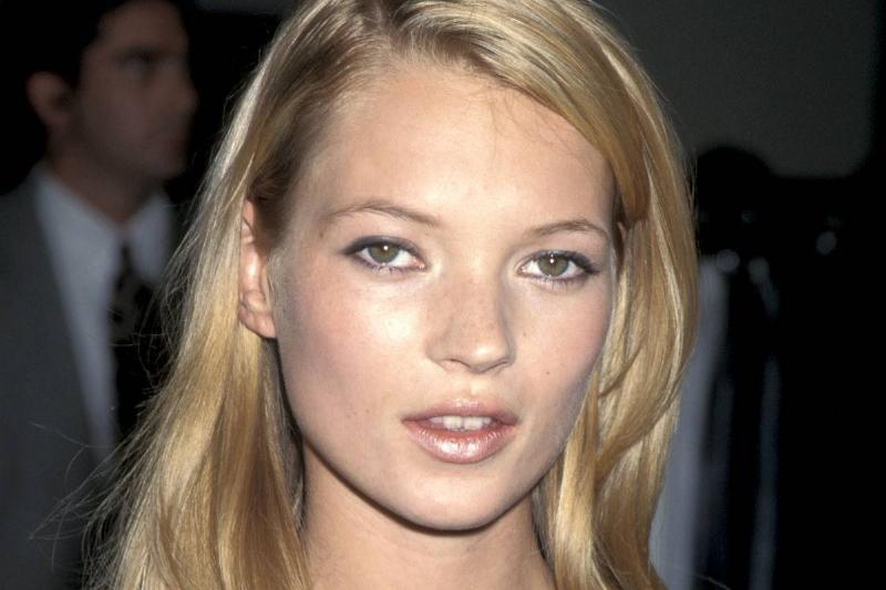 Kate Moss Calvin Klein Boutique Personal Appearance - September 18, 1995