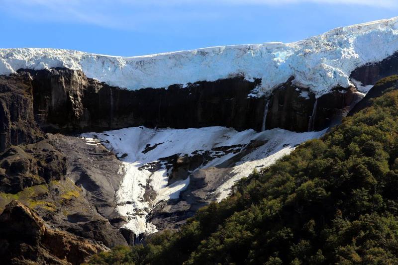 Glacial Tourism In Patagonia