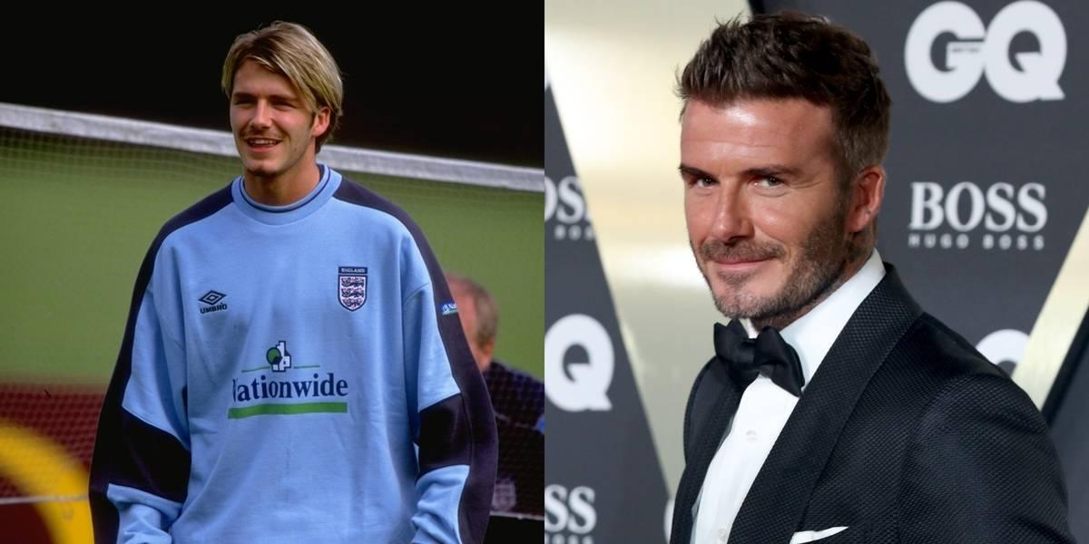 David Beckham Is Gorgeous, Period