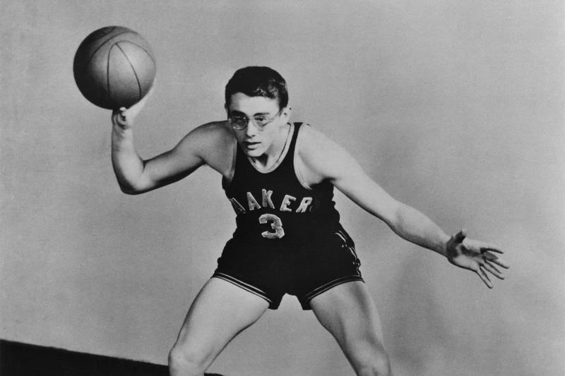 James Dean Played Basketball For His High School