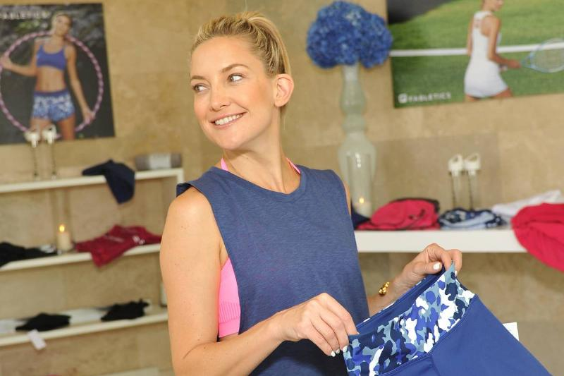 Kate Hudson Was Pretty Serious About Soccer