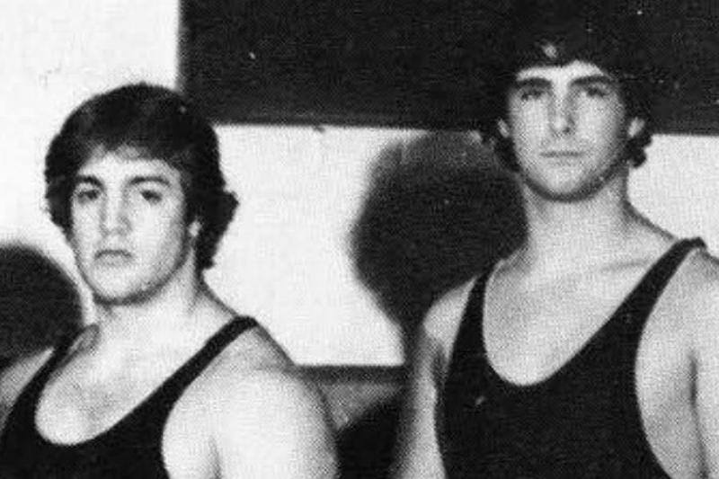 Kevin James And Mick Foley Were On The Same Wrestling Team