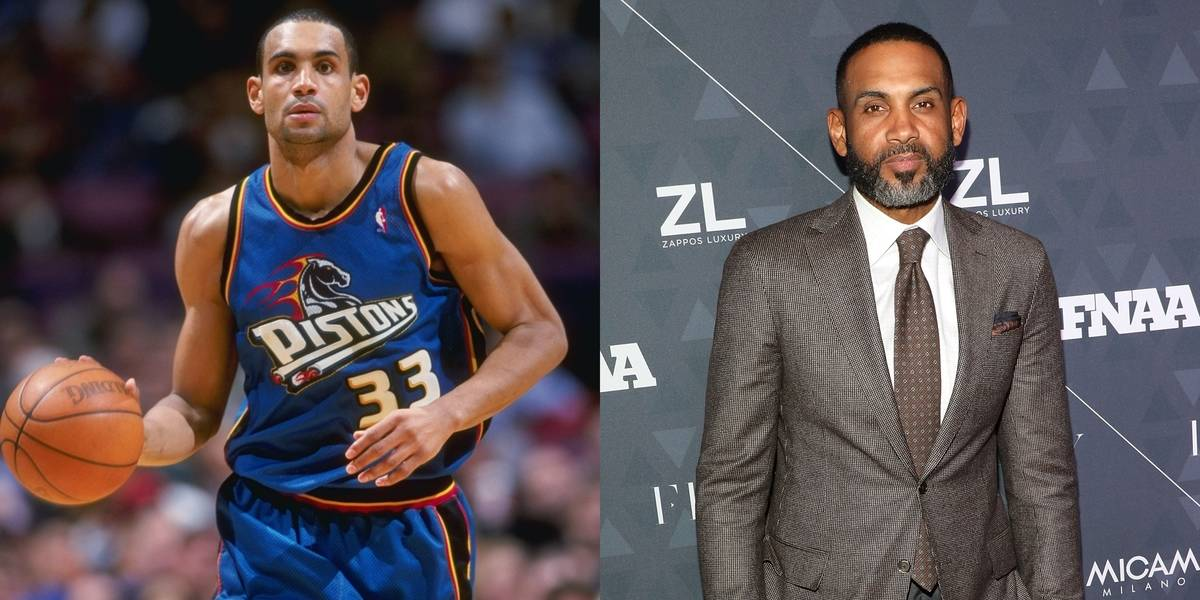 Lose The Salt And Pepper And Grant Hill's Ready To Play