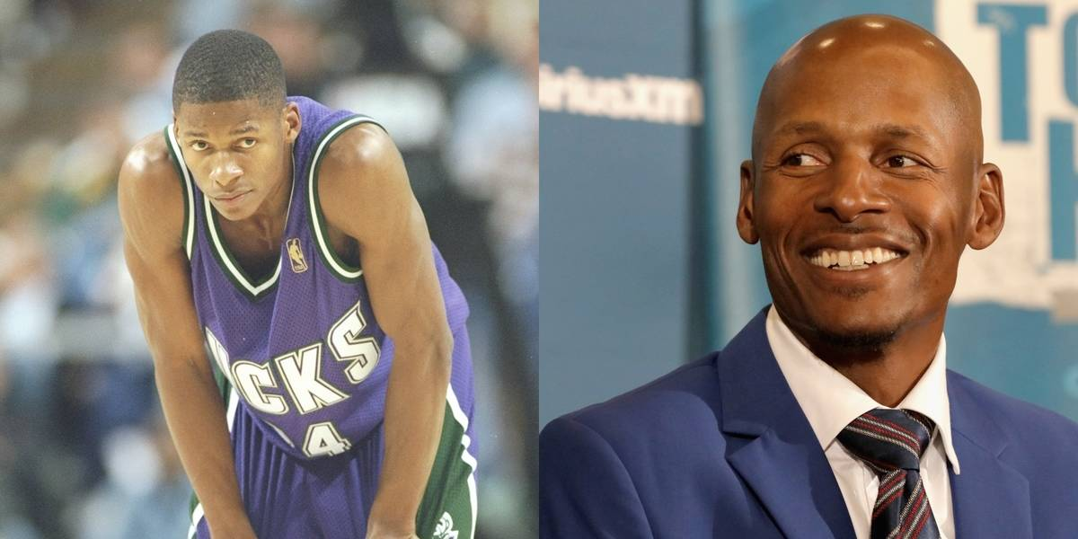 Slap Some Hair On Ray Allen's Head And He'll Look 25
