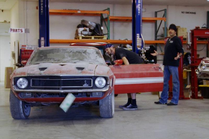 The Time It Takes To Restore A Car