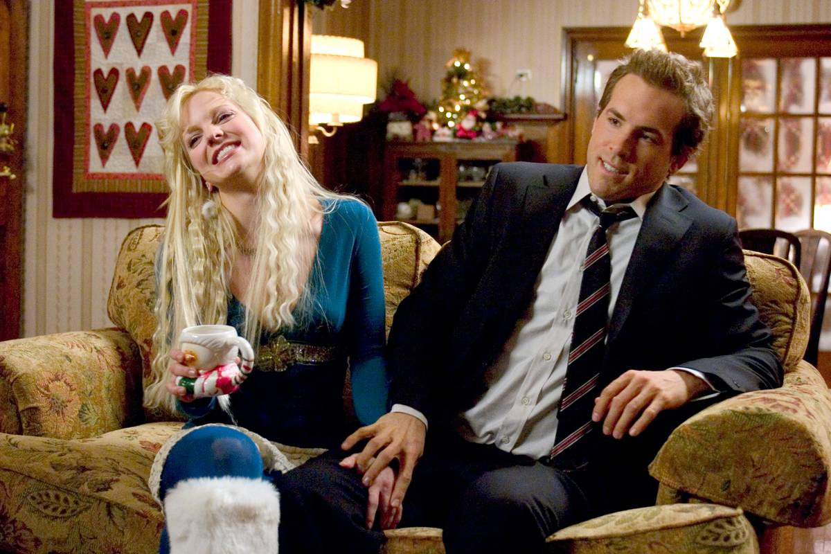 anna faris and ryan reynolds in just friends
