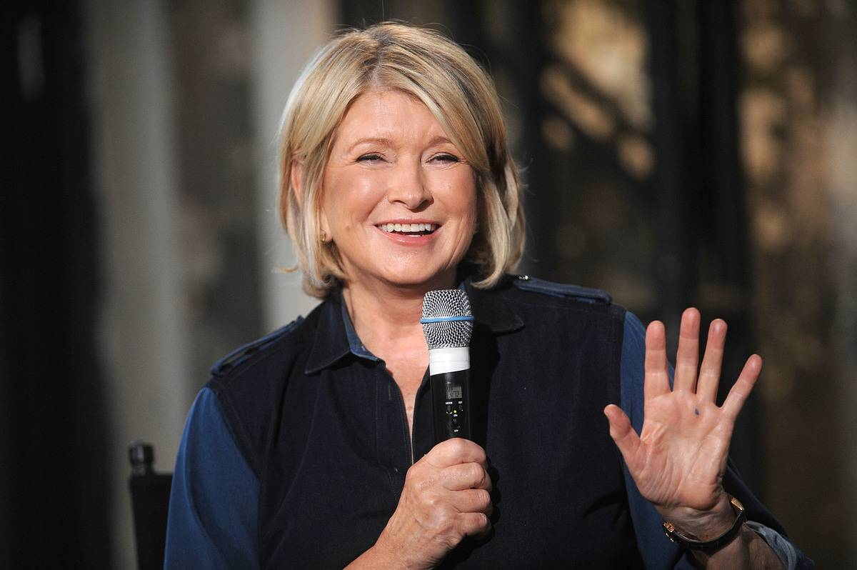 AOL's BUILD Speaker Series: Martha Stewart