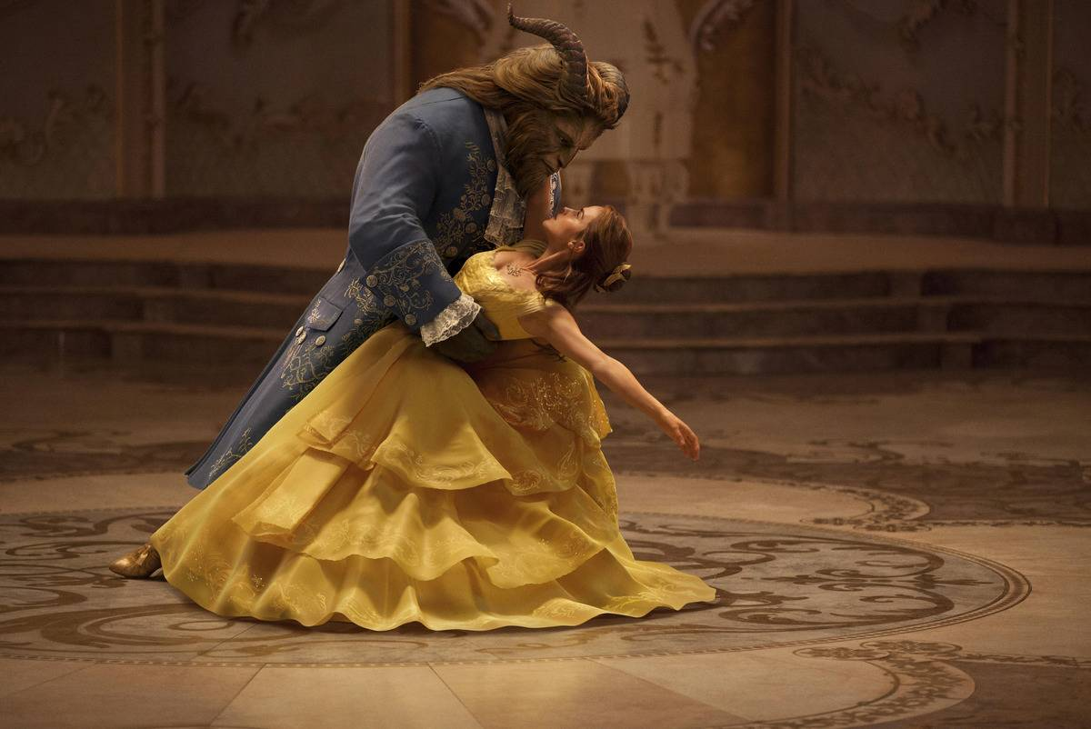 Picture of Belle and The Beast