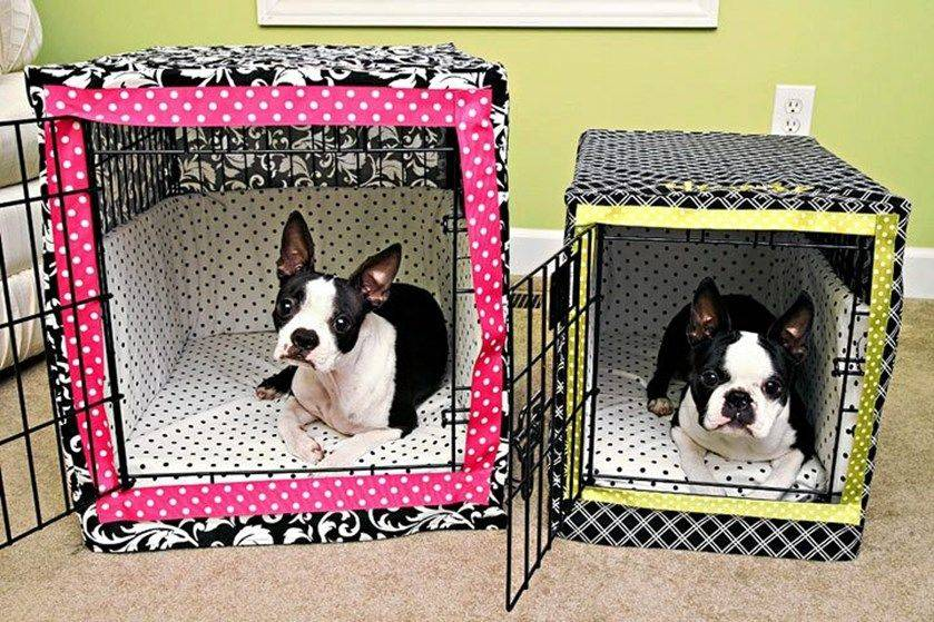dog-crate-cover