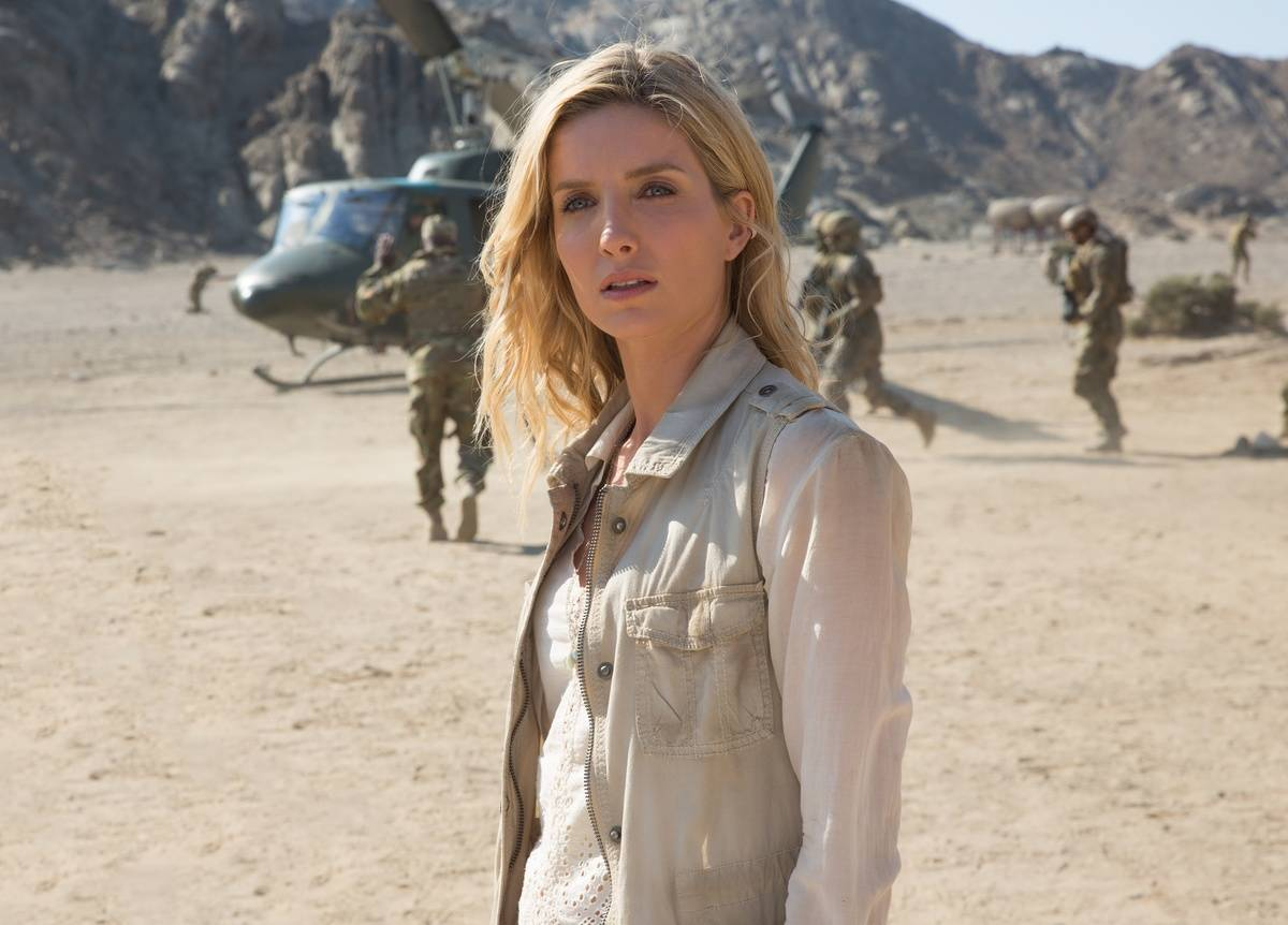 Annabelle Wallis Has First-Hand Experience With The