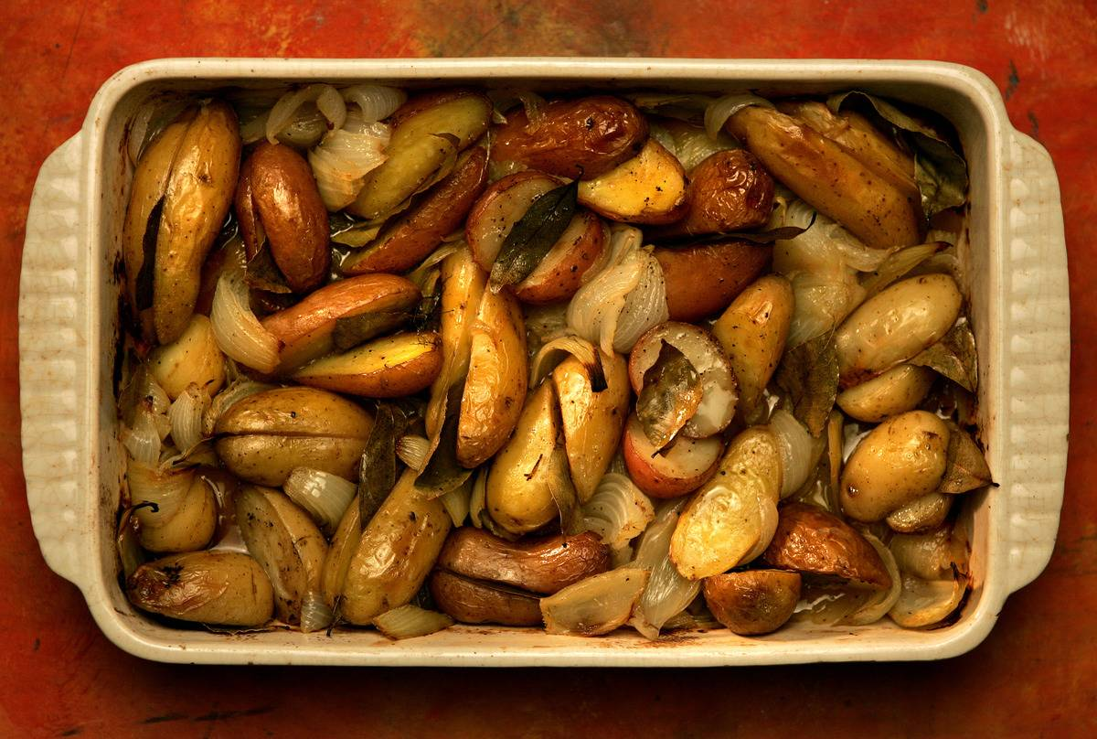 Boil Your Potatoes Before Roasting