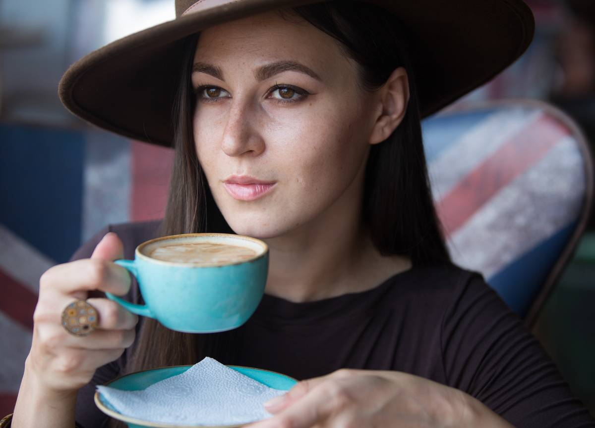 Swap That Black Coffee For An Untraditional Beverage