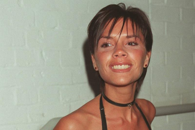 Posh Spice at VH1 party