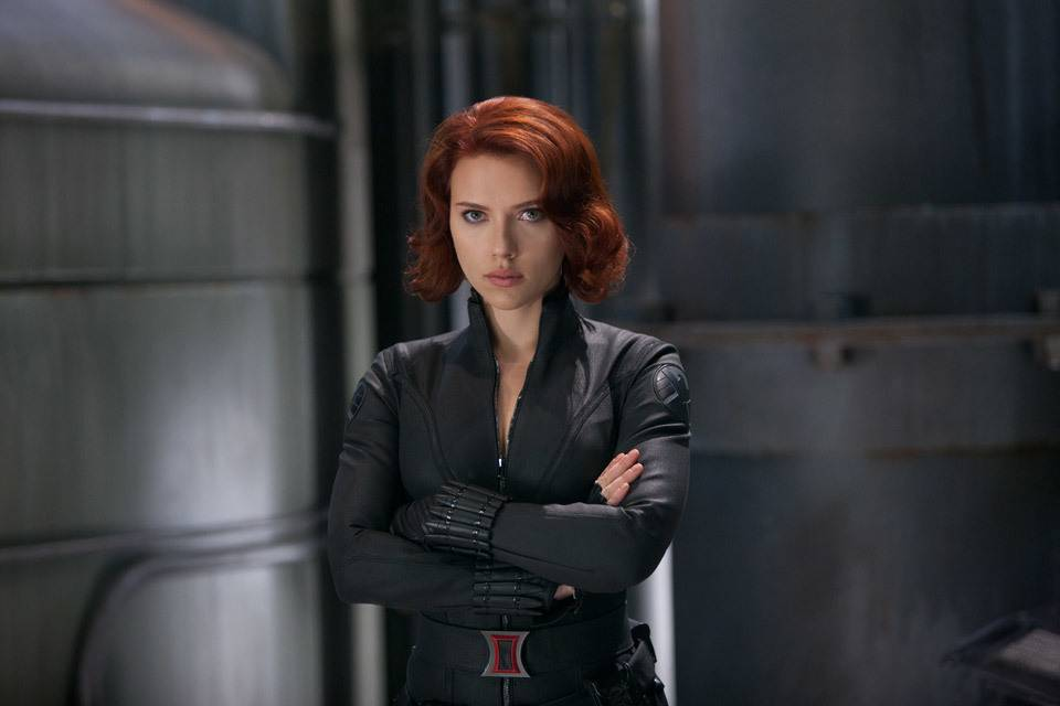 Black Widow Wears A S.H.I.E.L.D Uniform During New York