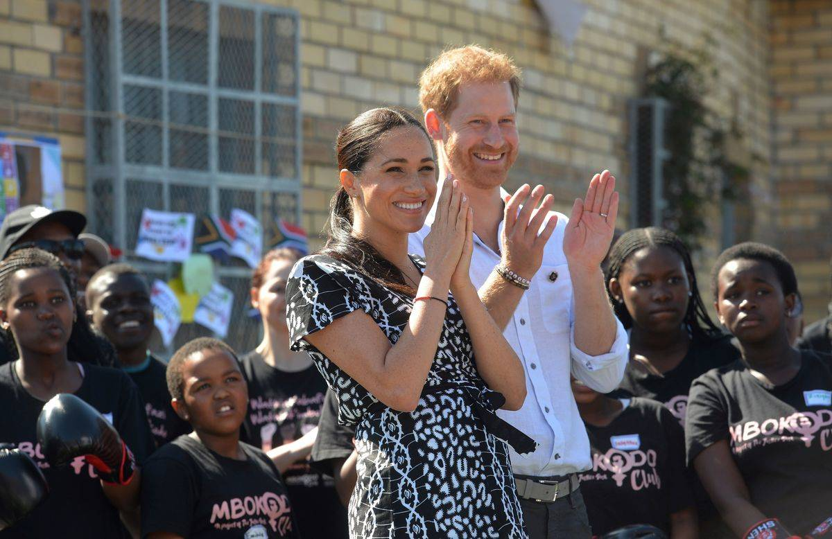 Burrell Believes The Duke And Duchess Are A Team