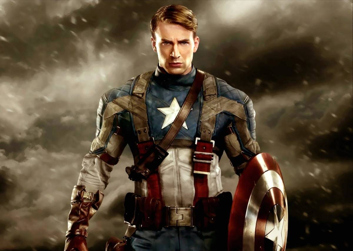 Captain America And Captain Marvel's Suits Have Something In Common