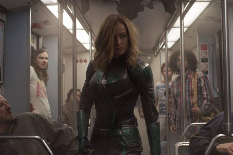 Captain Marvel's Costume Is Influenced By Military Uniforms