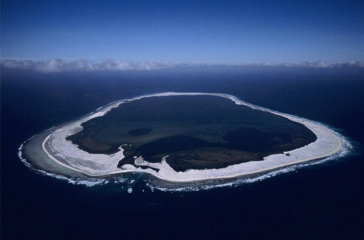 Clipperton Island, Mexico