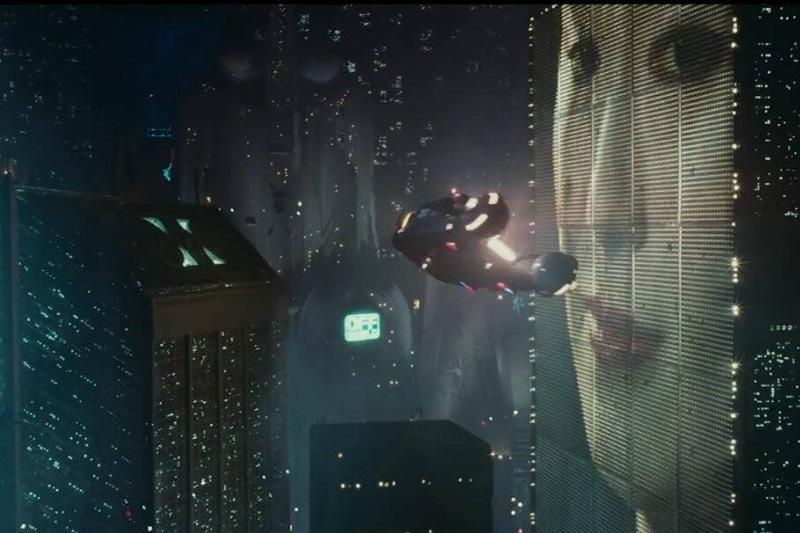 Gigantic Digital Billboards Were In Blade Runner Before NYC