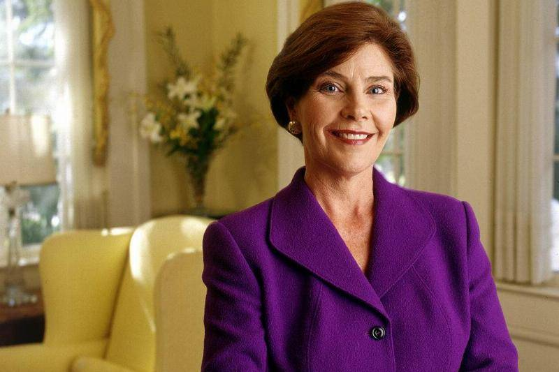 Laura Bush Liked To Keep Quiet
