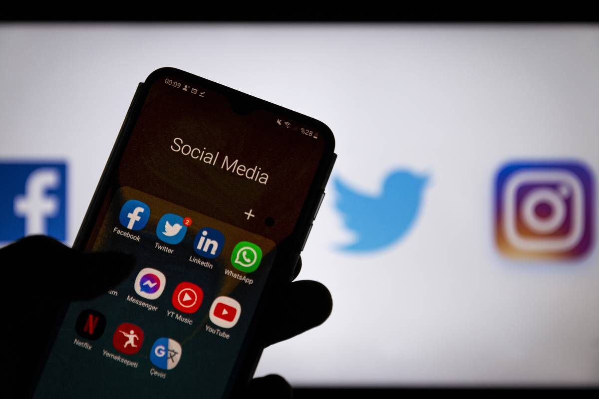 Social Media Wasn't Happy