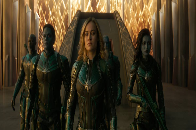 Starforce Members In Captain Marvel Have Unique Star Designs