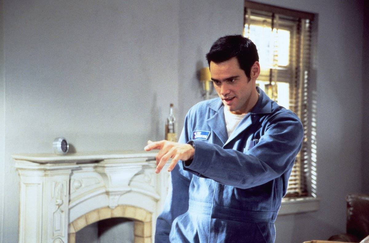 The Integration Of Technology Was Predicted In The Cable Guy