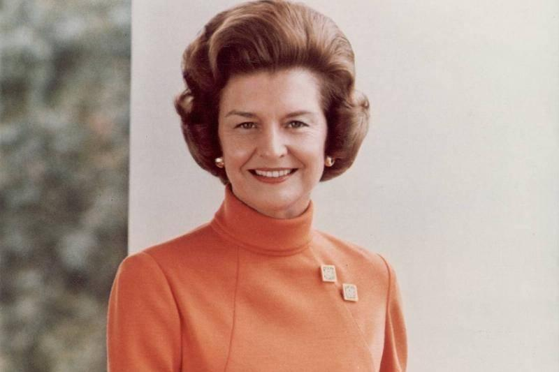 The Style of Betty Ford