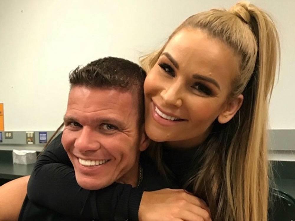 Tyson Kidd And Natalya Neidhart