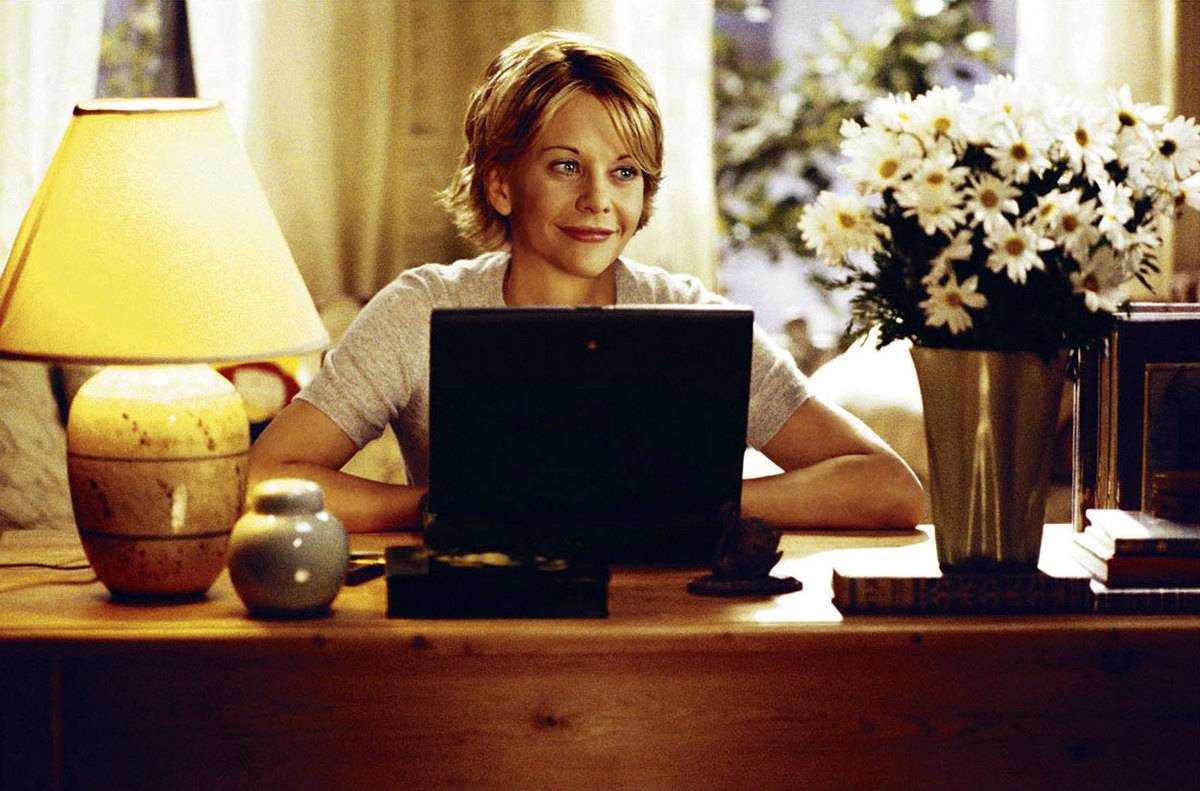 You've Got Mail Foreshadowed The Future Of Online Dating