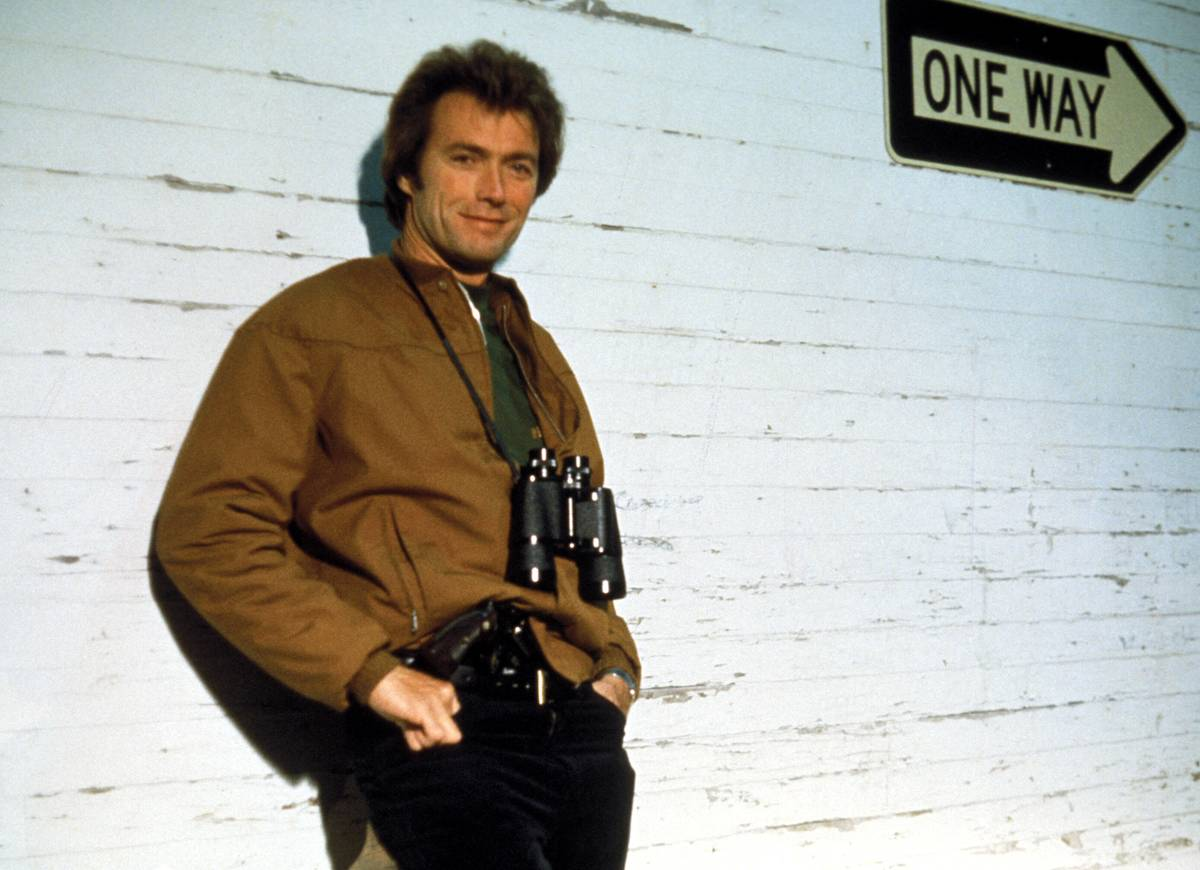 Dirty Harry Made Its Way To The Silver Screen