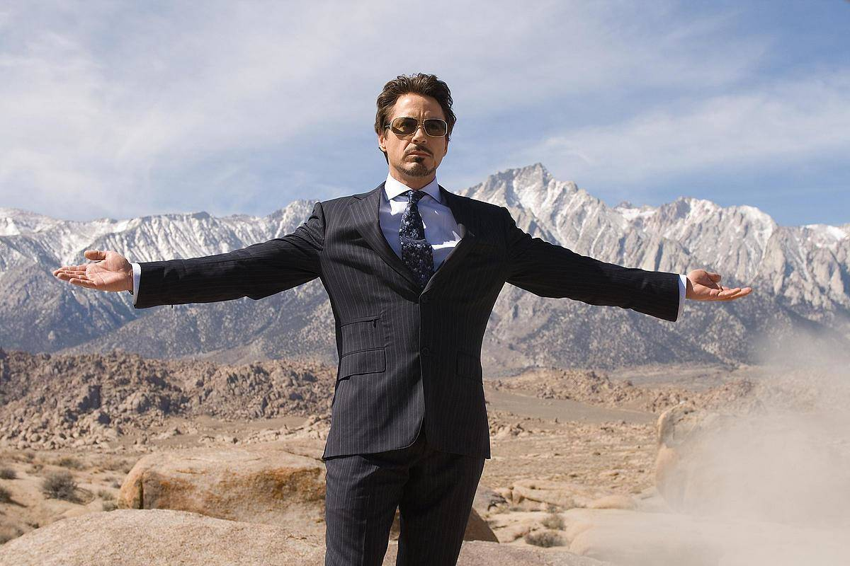 Iron Man's Most Famous Line Was Completely Unscripted