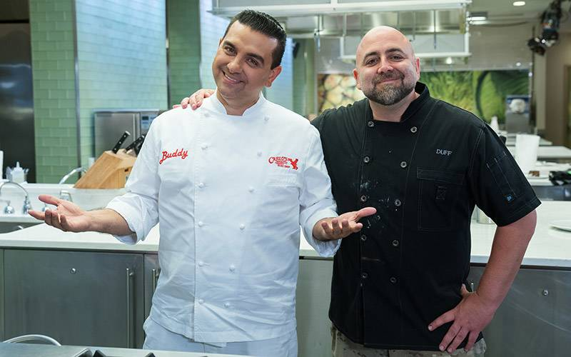 Now: Buddy Valastro Has Opened Multiple Bakeries
