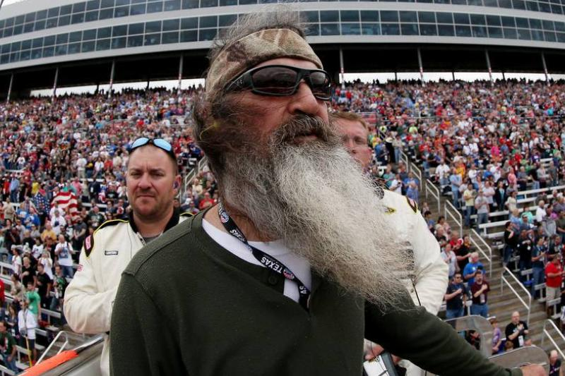 Phil Robertson Went From Being In The Game To Taking It Down