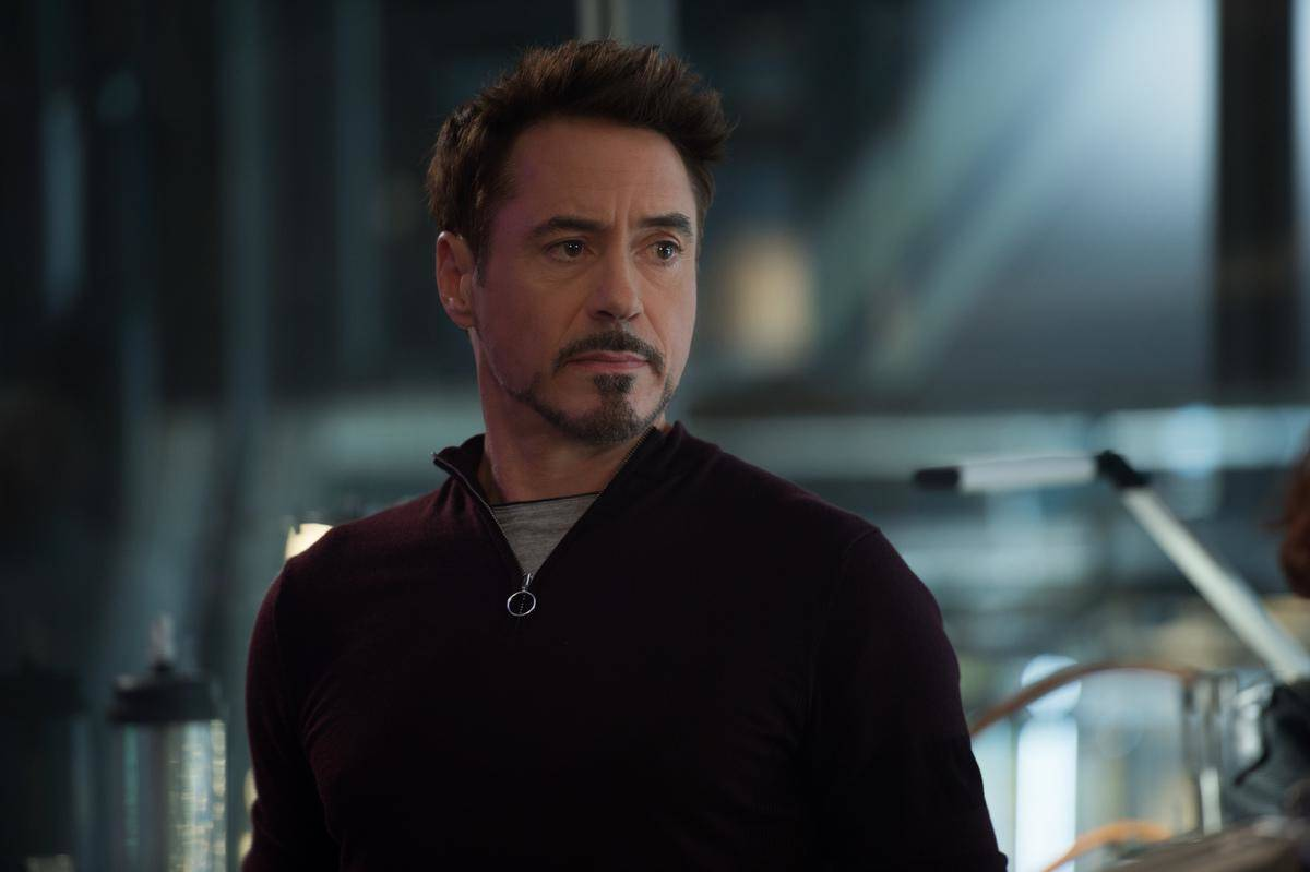 Robert Downey Jr. Wasn't Supposed To Speak While Searching For The Secret Door