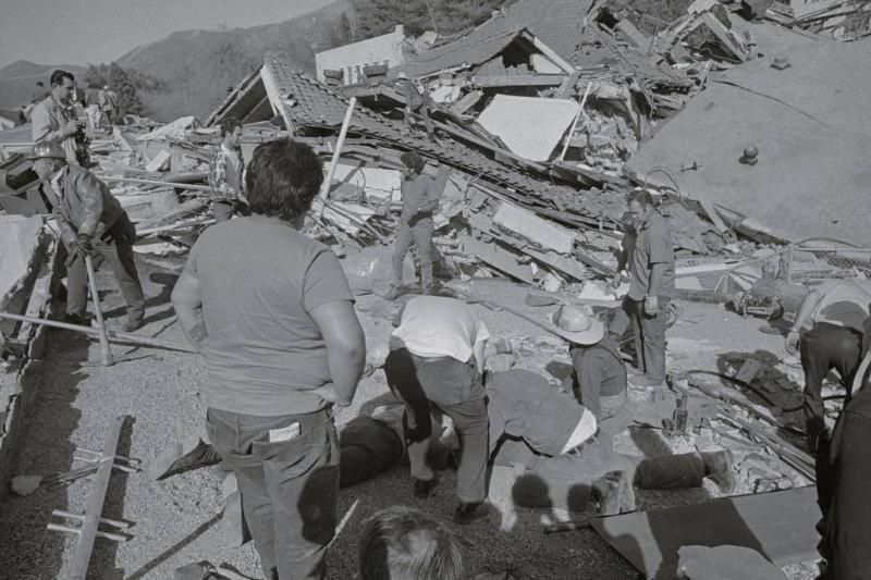Sylmar Earthquake