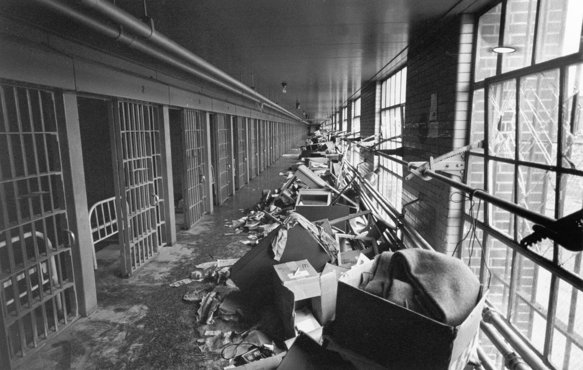 The Attica Prison Riots, The Largest Ever In The United States
