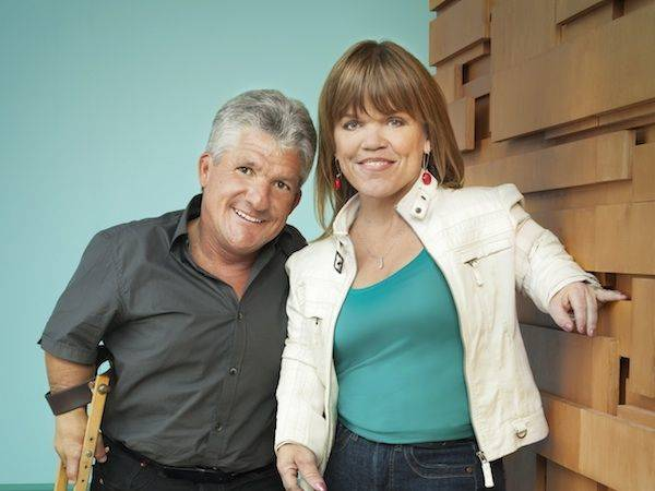 Then: Amy Roloff
