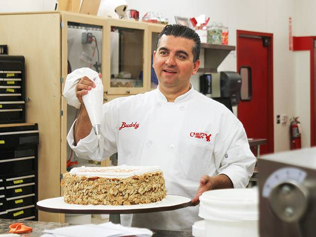 Then: Buddy Valastro Was The Cake Boss