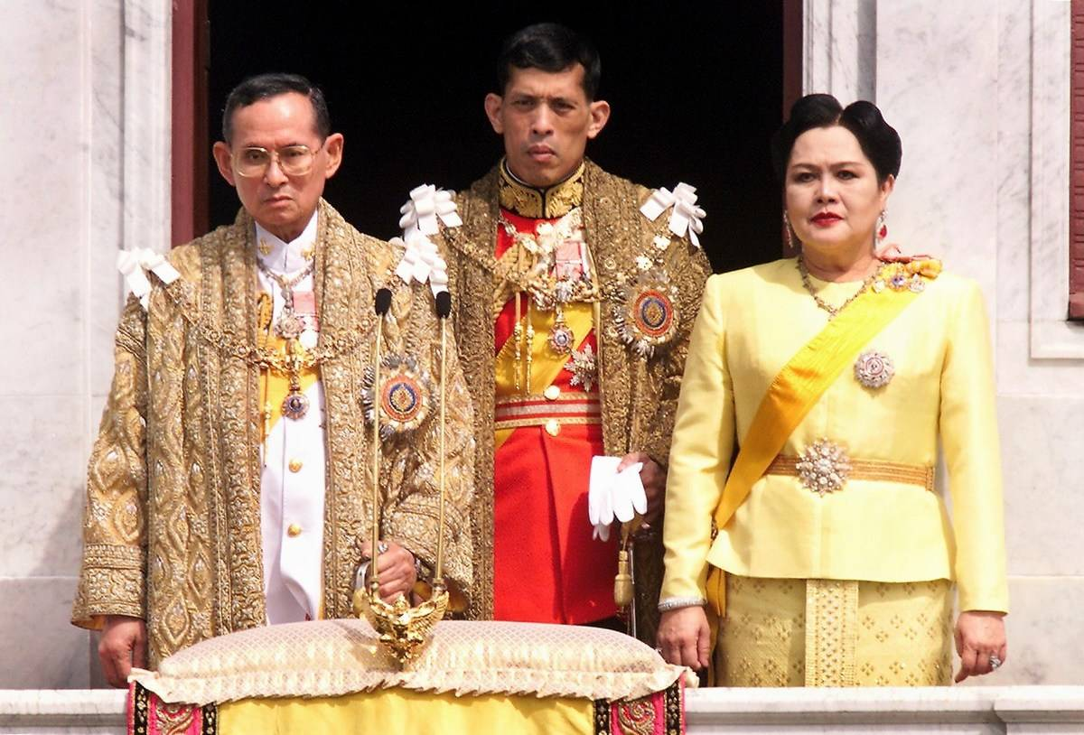 THAILAND-ROYAL FAMILY