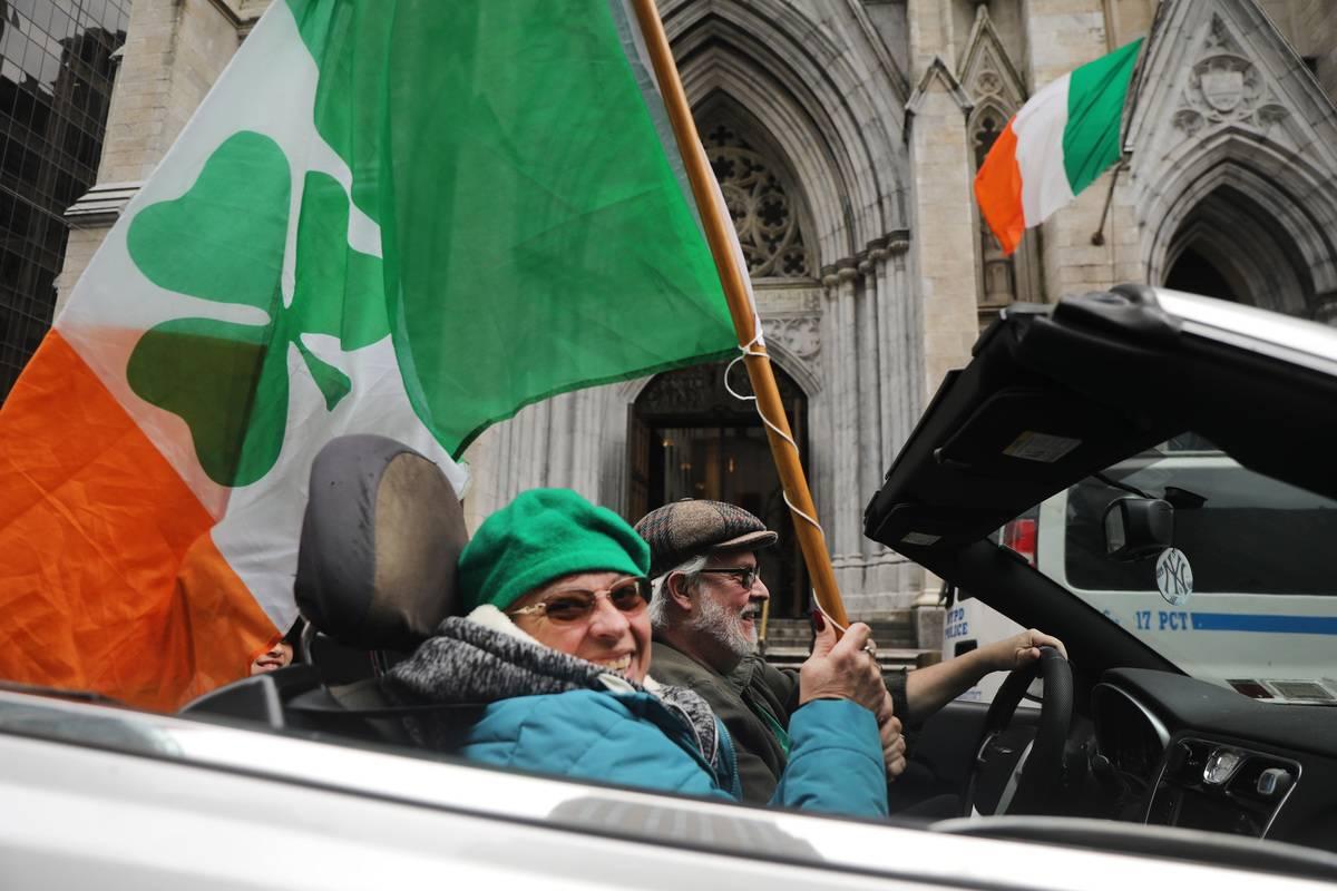 NYC parade