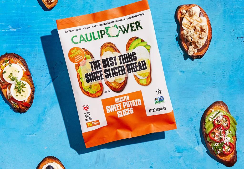 Picture of CauliPower Sweet PotaToasts