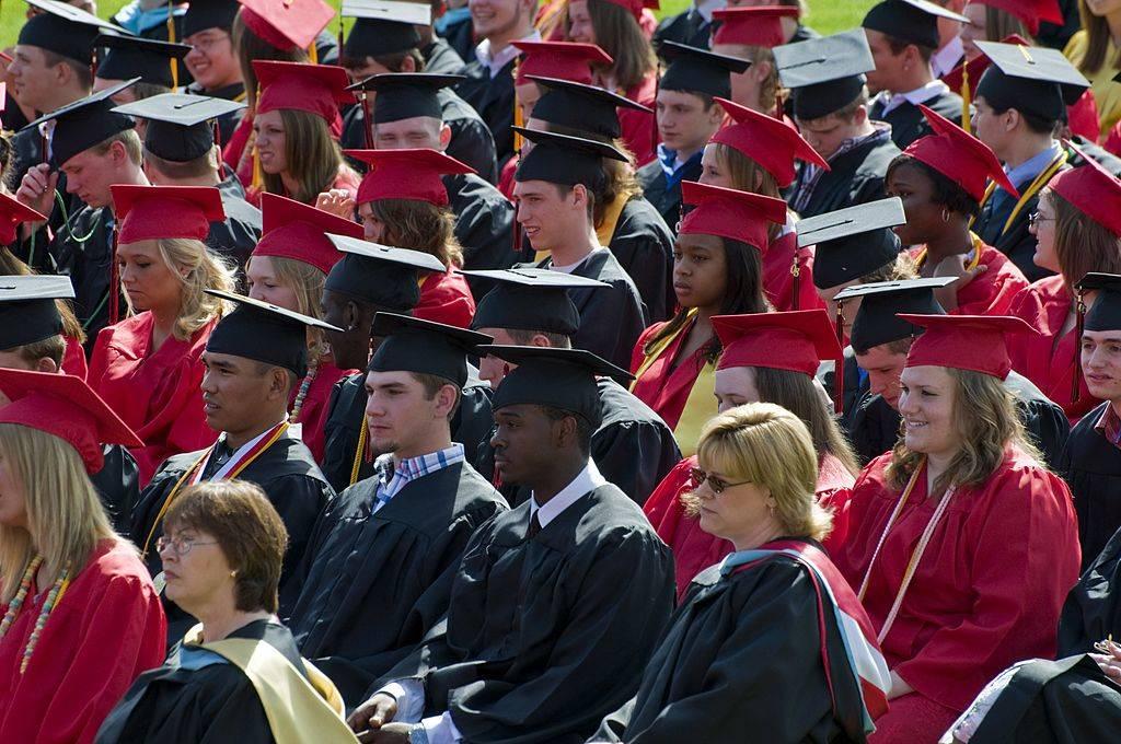 Pictures of graduates
