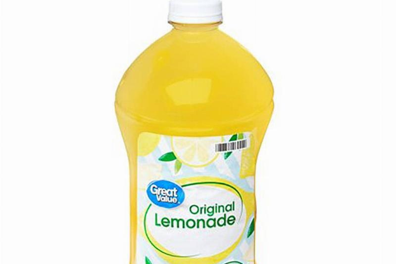 Picture of Great Value Lemonade