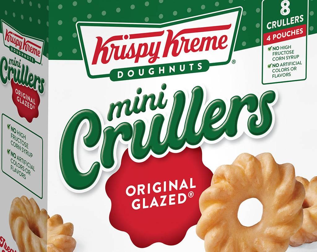 Picture of Krispy Kreme Mini Crullers