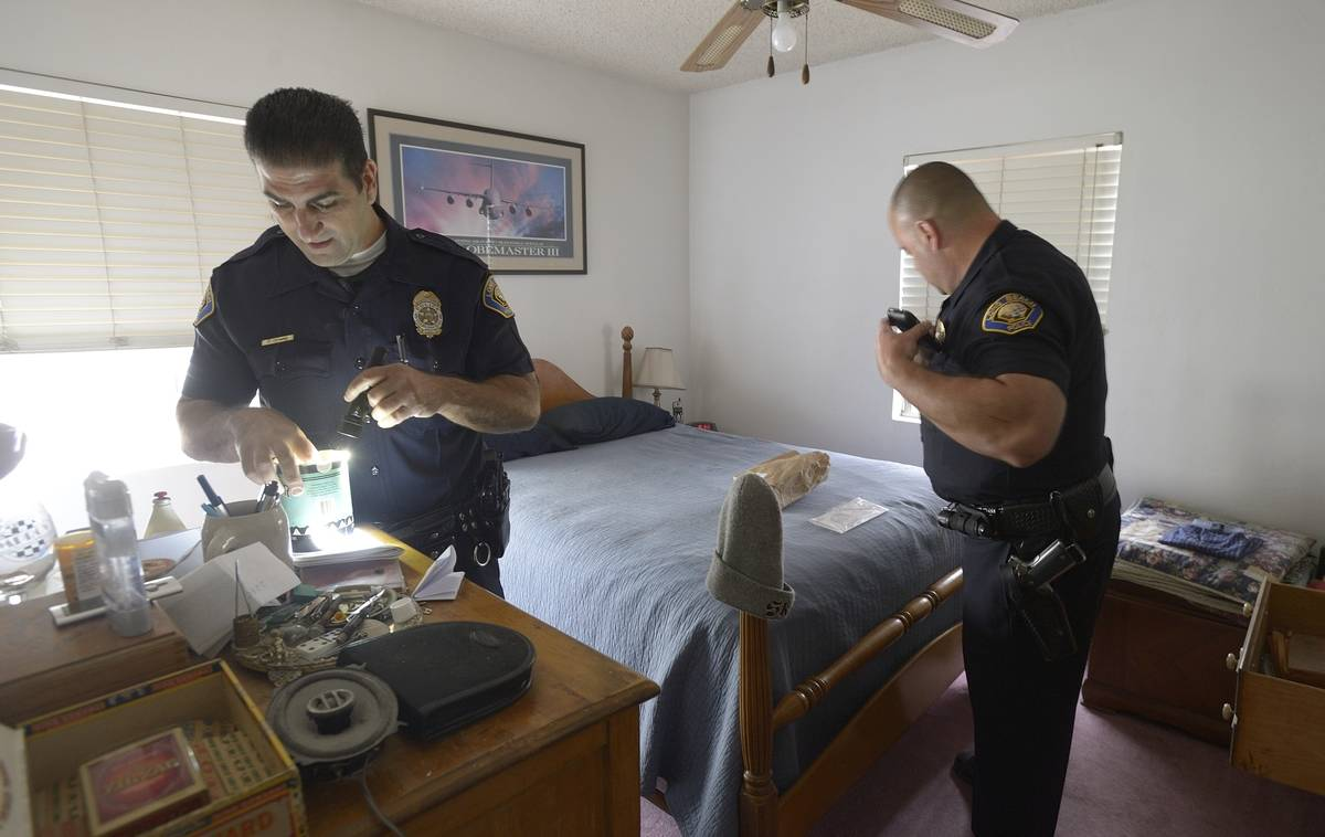 Months Later, Police Searched Flores Dorm Room