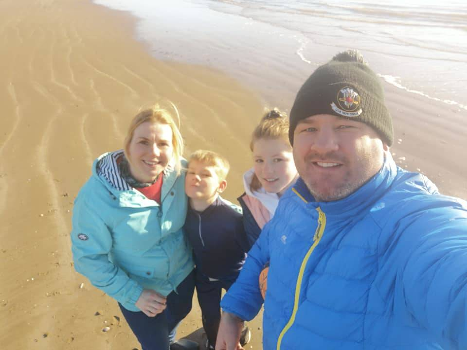 The Gravell Family From Burry Port In Wales, United Kingdom